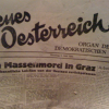 In the Hausarchiv: Neues Oesterreich, 5 June 1945