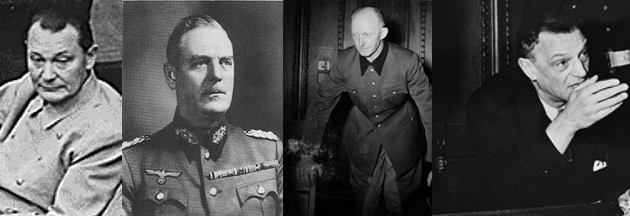 """Richard Overy, """"Interrrogations: The Nazi Elite in Allied Hands, 1945″"""