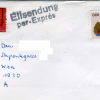 In the Hausarchiv: Penpal in East Germany